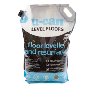 Mix in the Bag Floor Leveller and Resurfacer 340x320
