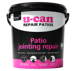Patio Jointing Repair