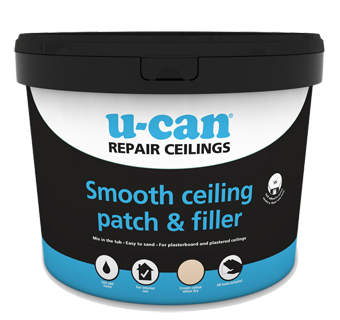Smooth Ceiling Patch Amp Filler U Can 174